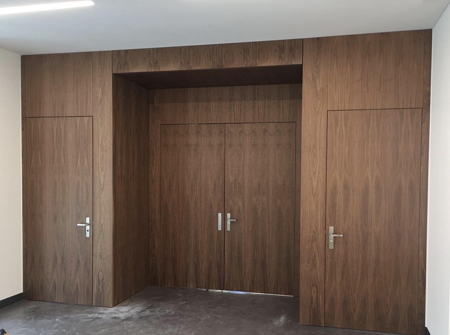 Holz Haustüren